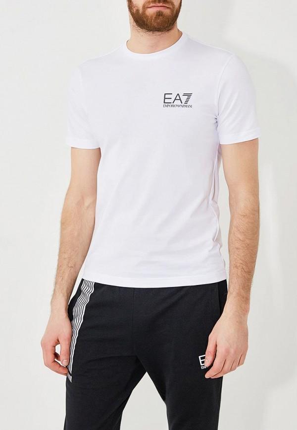 Футболка EA7 EA7 EA002EMZUG36 футболка ea7 – ea7 футболка