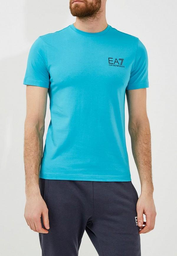 Футболка EA7 EA7 EA002EMZUG38 футболка ea7 – ea7 футболка