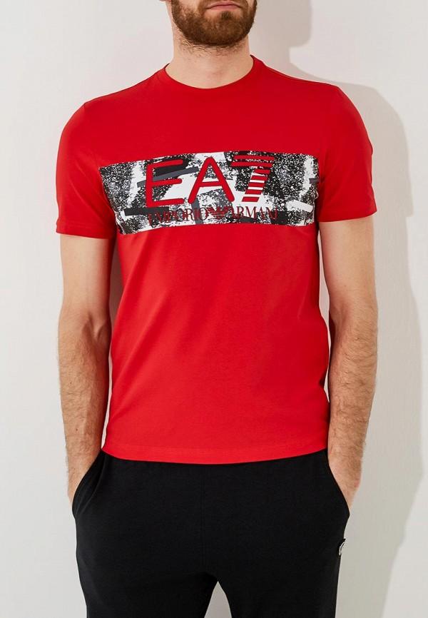 Футболка EA7 EA7 EA002EMZUG40 футболка ea7 ea7 ea002emuei05