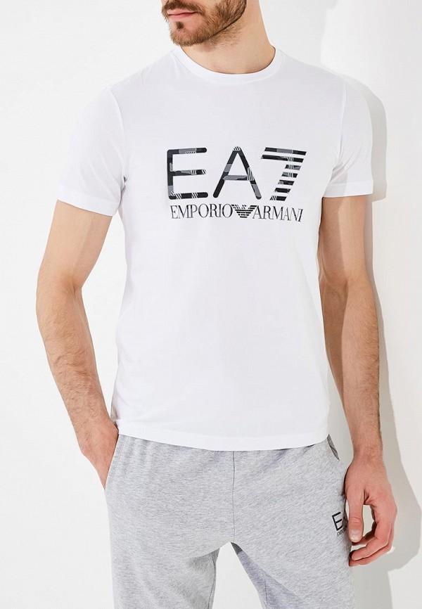 Футболка EA7 EA7 EA002EMZUG41 футболка ea7 ea7 ea002emuei05