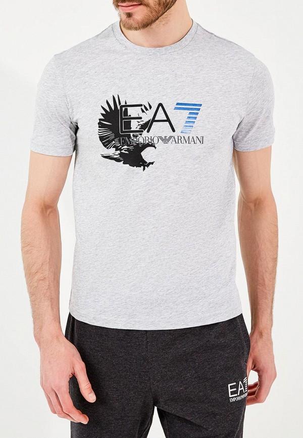 Футболка EA7 EA7 EA002EMZUG55 футболка ea7 ea7 ea002emuei05