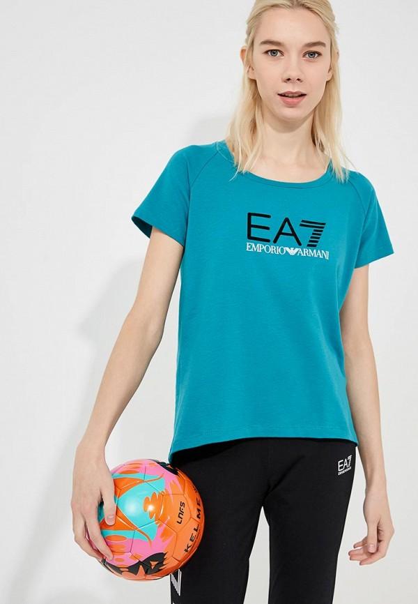 Фото Футболка EA7. Купить с доставкой