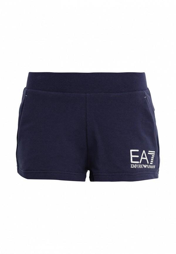 Женские спортивные шорты EA7 282077 6P648