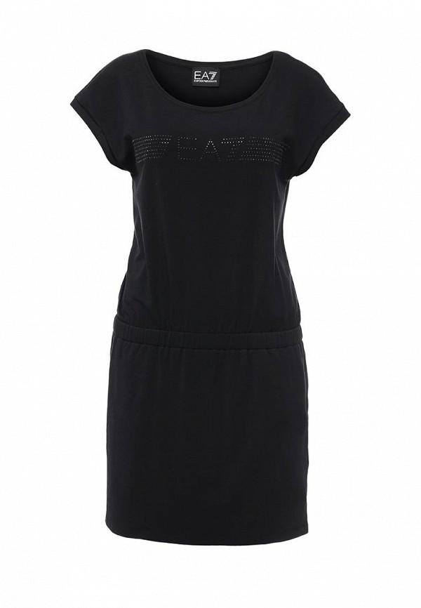 Платье-мини EA7 913051 6P630