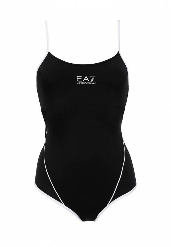 Закрытый купальник EA7 912003 6A727