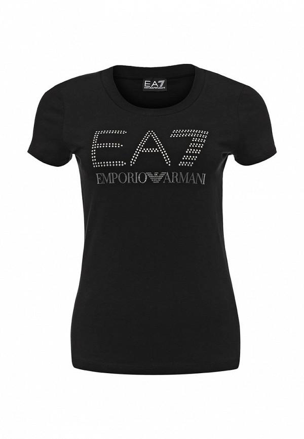 Футболка EA7 EA7 EA002EWRBB37 футболка ea7 ea7 ea002ewuej76
