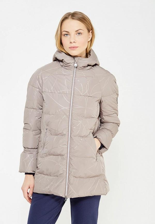Купить Куртка утепленная EA7, EA002EWUEJ21, бежевый, Осень-зима 2017/2018