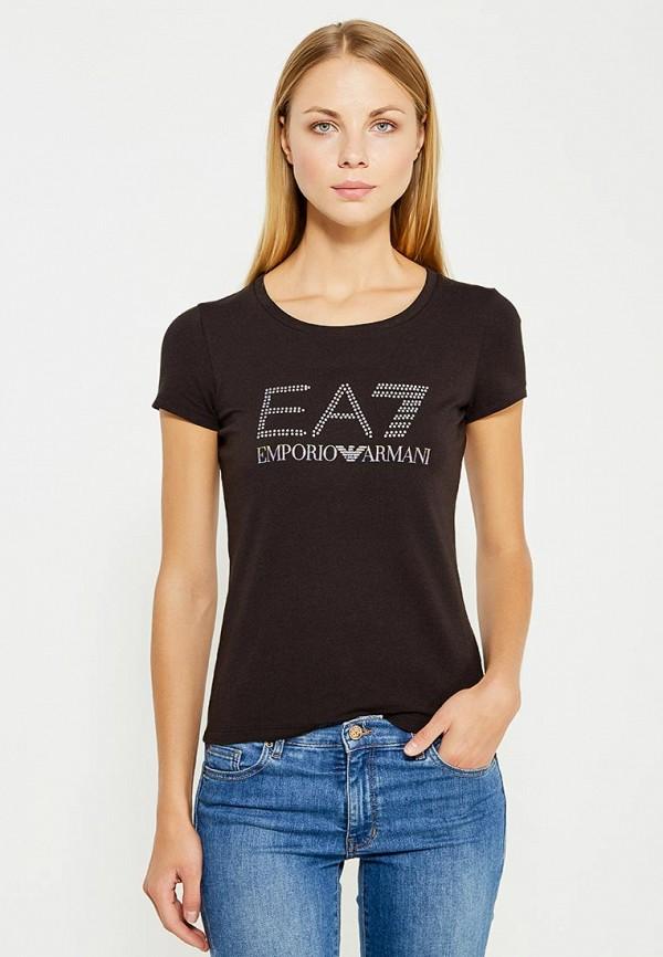 Футболка EA7 EA7 EA002EWUEJ74 футболка ea7 ea7 ea002emuei05