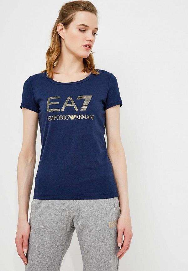 Футболка EA7 EA7 EA002EWZUJ37 футболка ea7 ea7 ea002emrax74