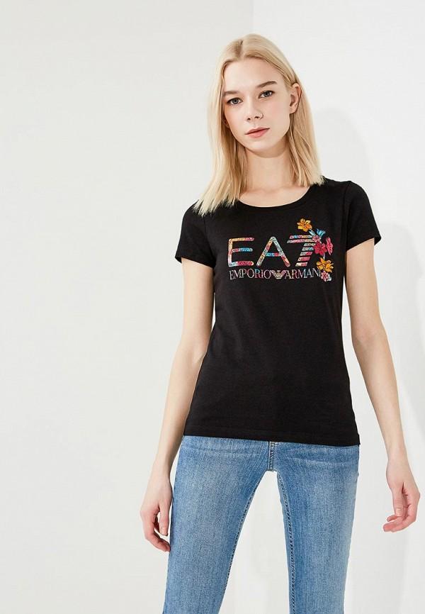 Футболка EA7 EA7 EA002EWZUJ44 футболка ea7 ea7 ea002emuei05