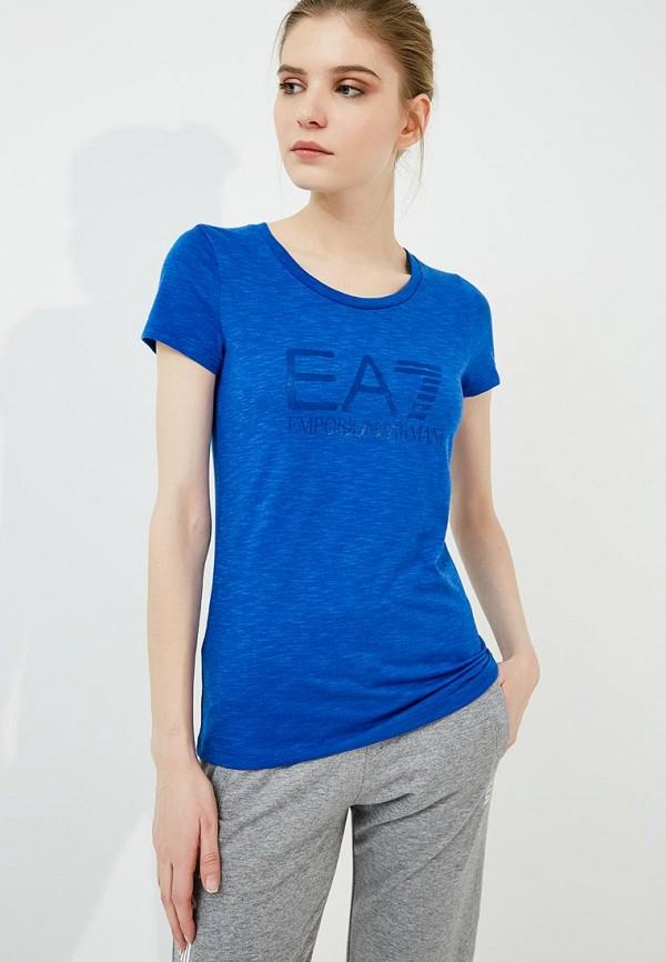 Футболка EA7 EA7 EA002EWZUJ62 футболка ea7 – ea7 футболка