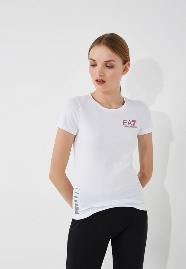 Футболка EA7 EA7 EA002EWZUJ66 футболка ea7 3zpt66 pjl8z 2805