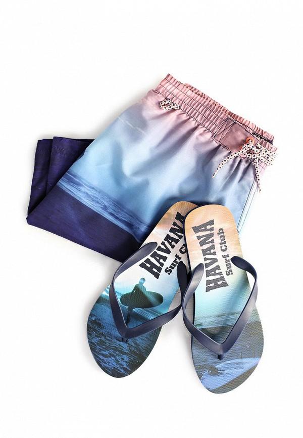 Комплект шорты для плавания и сланцы E-Bound 131324.H.SR.VX
