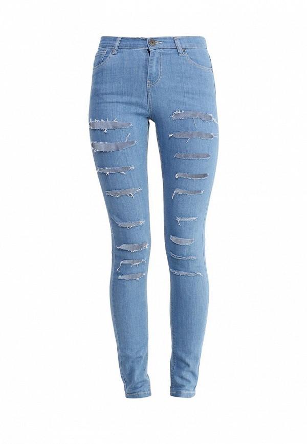 Зауженные джинсы Edge Clothing EDGEP02
