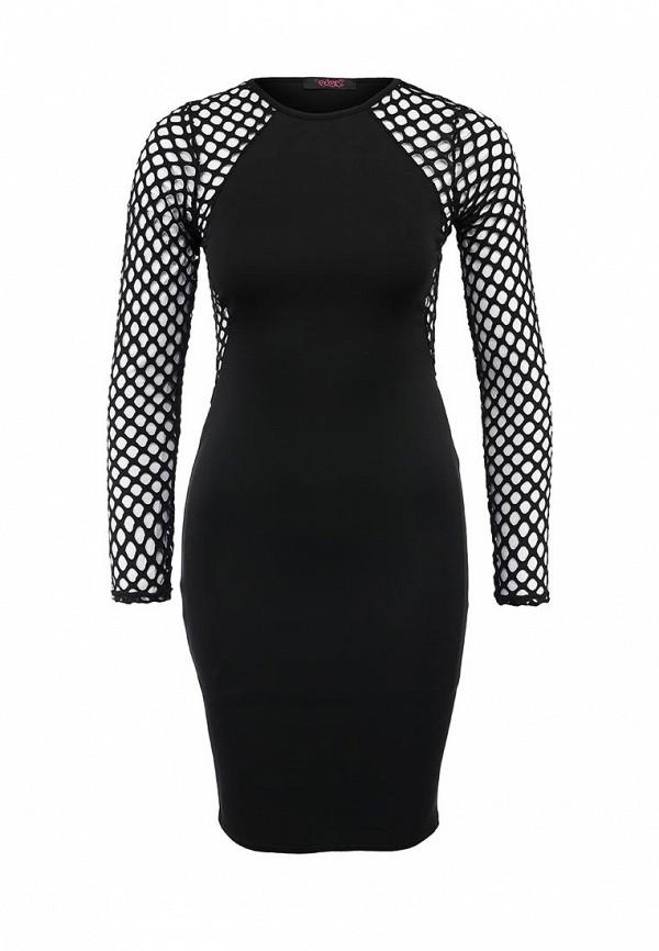 Платье-миди Edge Clothing EDGEJU28