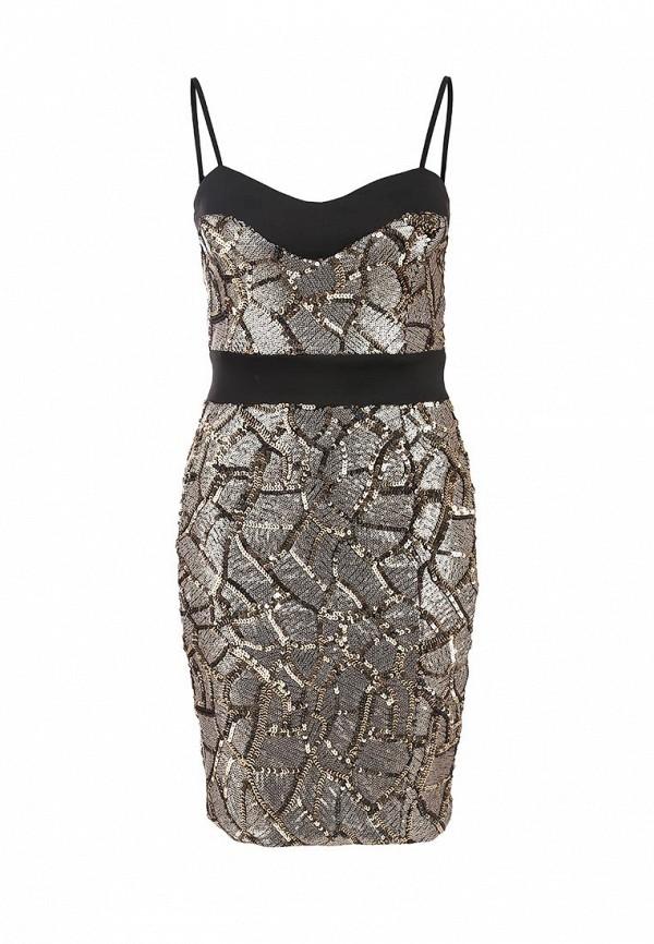 Платье-мини Edge Clothing 2351