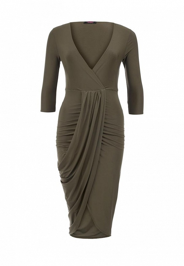 Платье-миди Edge Clothing EDGENV9