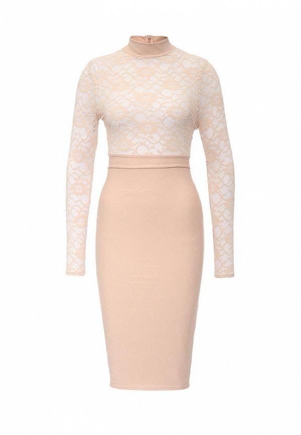 Платье-миди Edge Clothing 9227