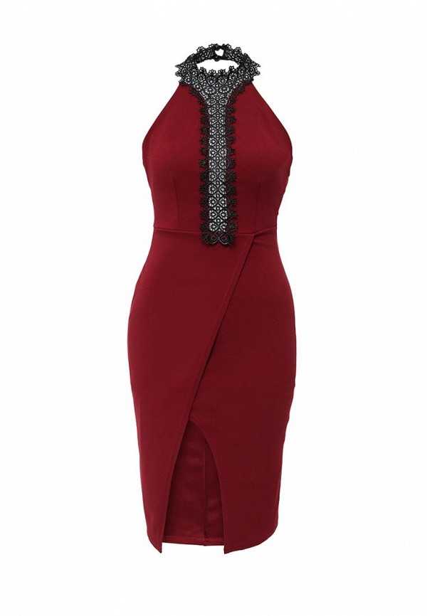 Платье-миди Edge Clothing JAN011