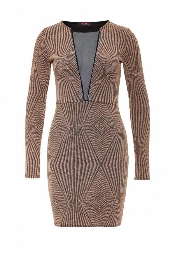 Платье-мини Edge Clothing JAN014