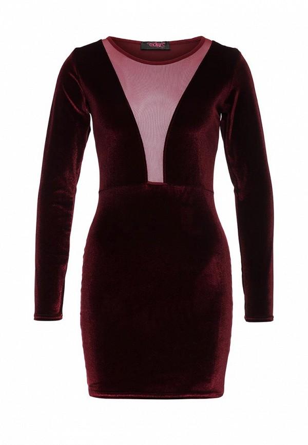 Платье-мини Edge Clothing 10321