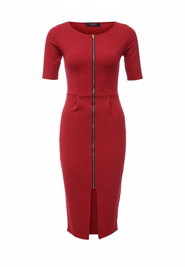 Платье-миди Edge Clothing E2832