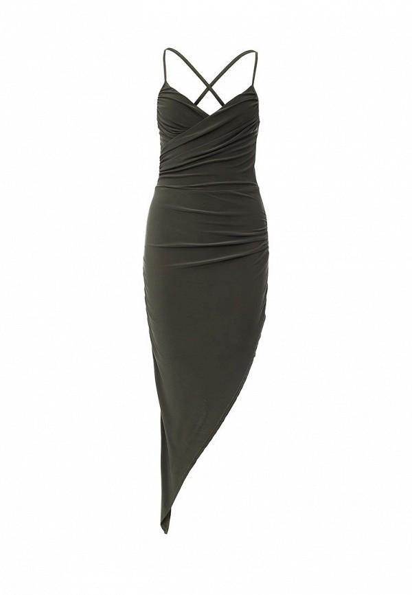 Платье-миди Edge Clothing E3241