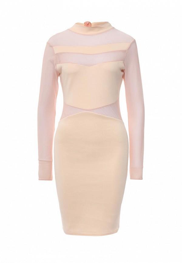 Платье Edge Street Edge Street ED008EWQBZ98  edge street 8808