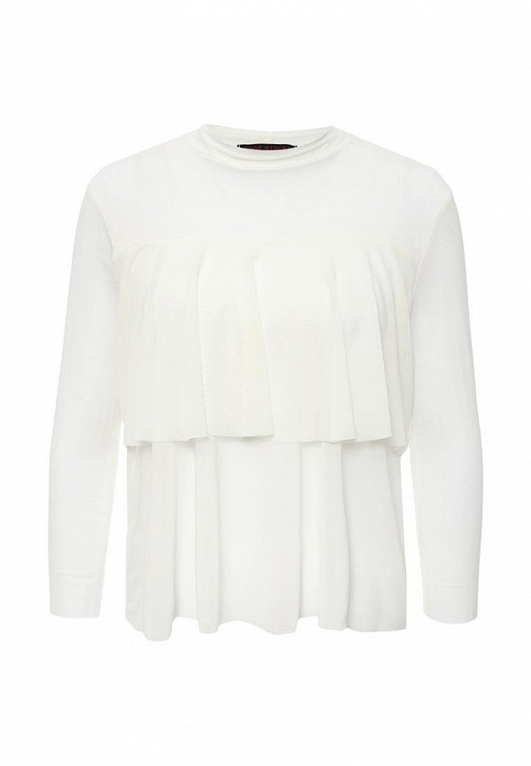 Блуза Edge Street Edge Street ED008EWQCN70 rick owens серое бархатное платье