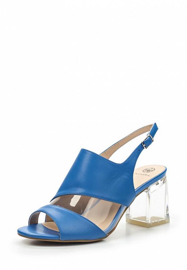 Женские босоножки Ekonika EN1073-04 blue-17L