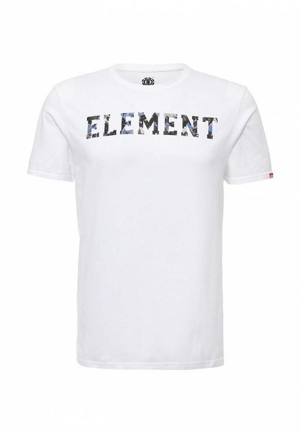 Футболка с надписями Element W1SSB8 ELP6