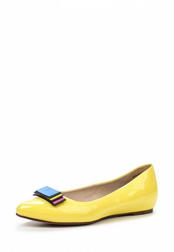 Туфли на плоской подошве Elisabeth 967010/02-02