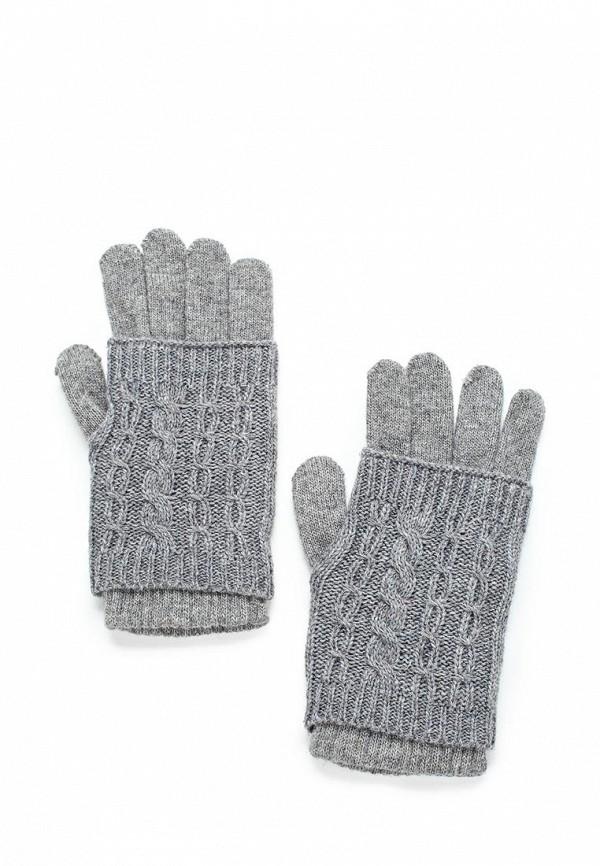 Комплект митенки и перчатки Elisabeth Elisabeth EL004DWVFD15 женские черные сабо elisabeth