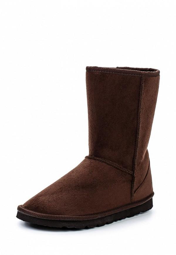 Угги (UGG BOOTS) W коричневый Ella