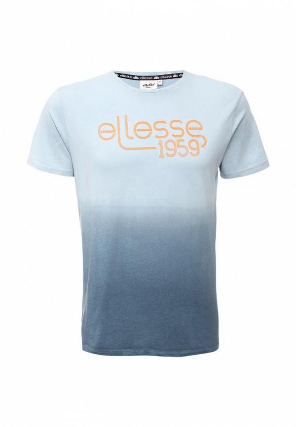 Футболка с надписями Ellesse ELO161106-02