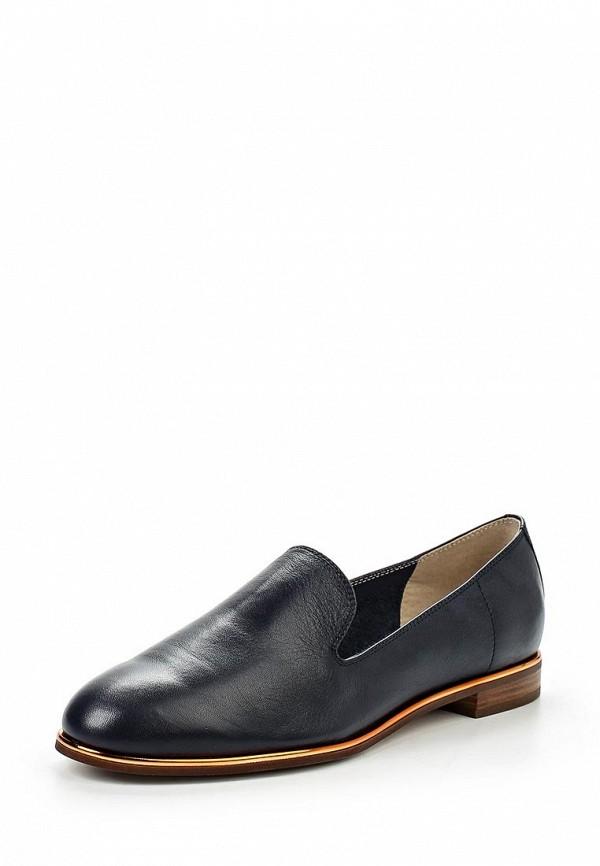 Туфли на плоской подошве El'Rosso 722-02-12