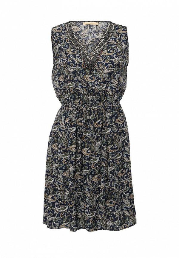 Платье-миди Elisa Immagine R27-C831