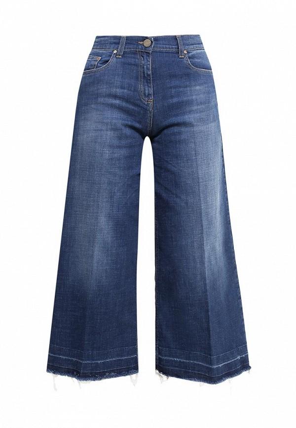 Широкие и расклешенные джинсы Elisabetta Franchi PJ8832459