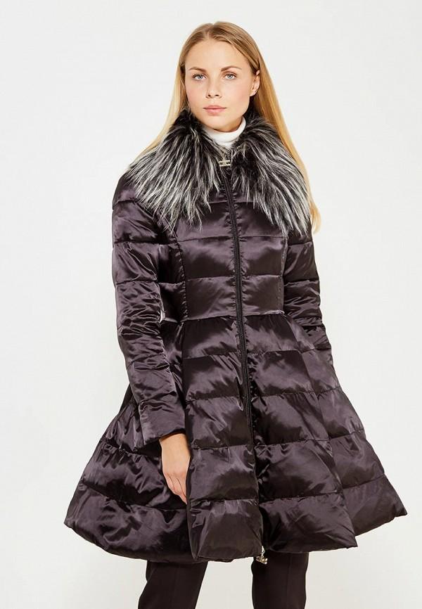 цена  Куртка утепленная Elisabetta Franchi Elisabetta Franchi EL037EWUCW26  онлайн в 2017 году