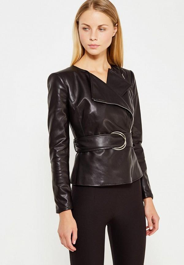 Куртка кожаная Elisabetta Franchi Elisabetta Franchi EL037EWUCW35 elisabetta franchi 24 ore pубашка