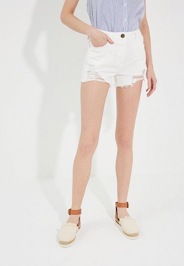 Шорты джинсовые Elisabetta Franchi Elisabetta Franchi EL037EWYRY39 плат��е elisabetta franchi elisabetta franchi el037ewyrp20