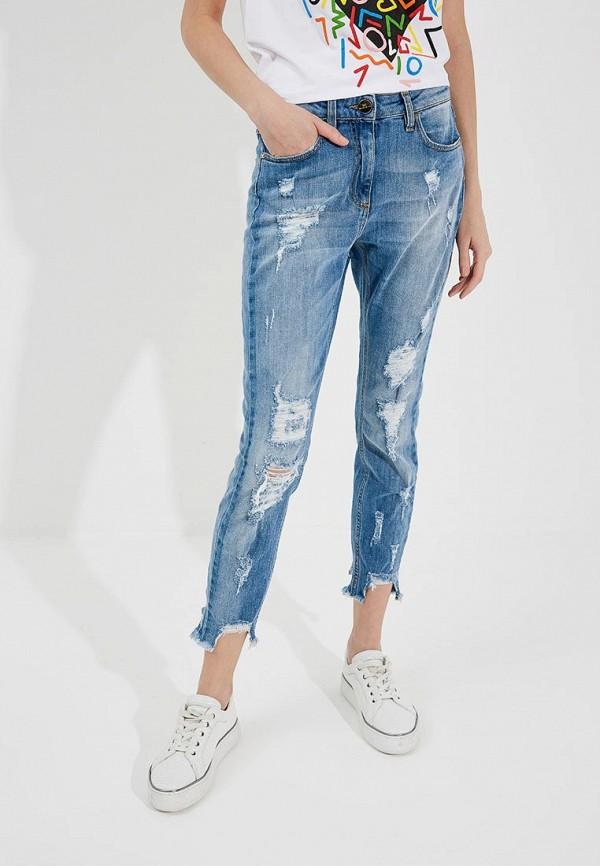 Джинсы Elisabetta Franchi Elisabetta Franchi EL037EWYRY55 elisabetta franchi джинсы с потертостями