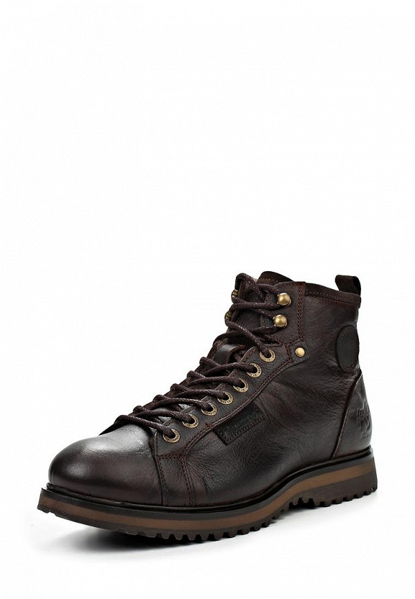 Мужские ботинки El Tempo PP185_4394_Brown