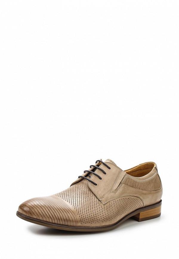 Мужские туфли El Tempo RS1_07-03-113_BEIGE