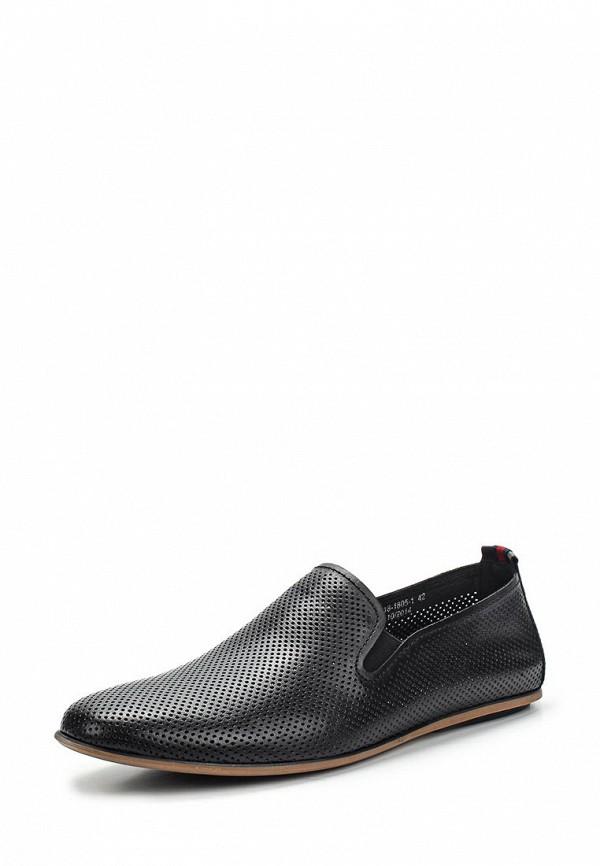 Мужские ботинки El Tempo RK18_1805-1_BLACK
