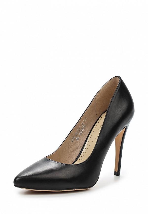 Туфли на каблуке El Tempo U13_20-5-1_BLACK