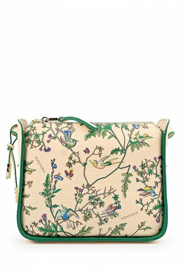 Сумка Eleganzza Eleganzza EL116BWAFOX6 сумка eleganzza eleganzza el116bwafpa2