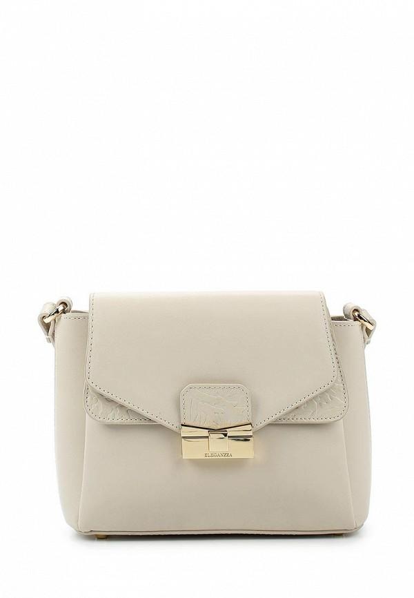 Сумка Eleganzza Eleganzza EL116BWAFOX8 сумка eleganzza eleganzza el116bwafpa2