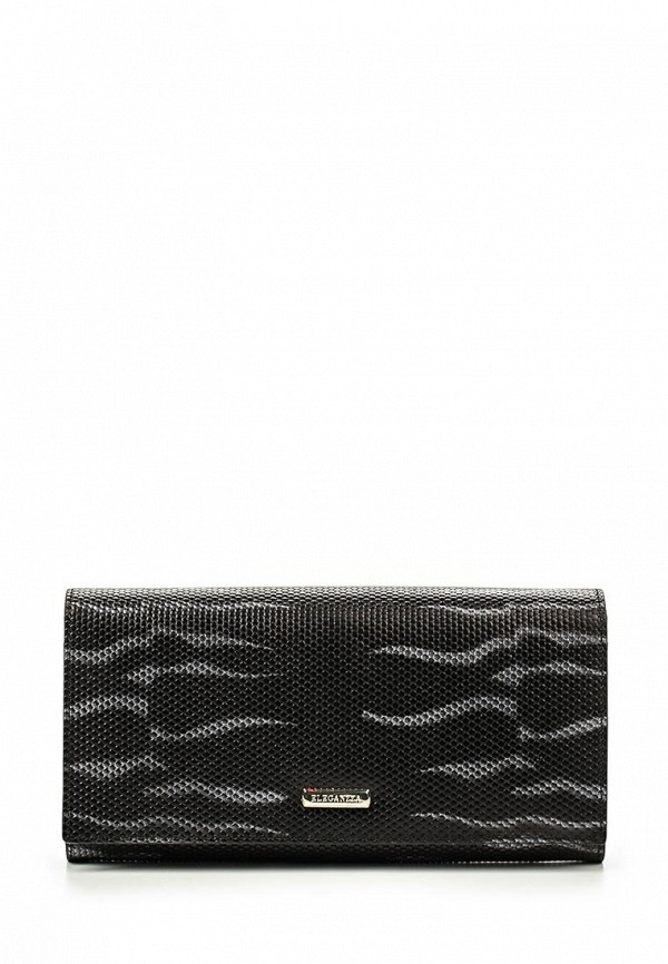 Кошелек Eleganzza ZV4401-2596 black/grey