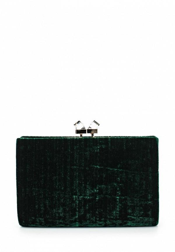 Клатч Eleganzza ZZ-16767 d.green